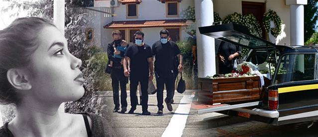 Δολοφονία στα Γλυκά Νερά: Σπαραγμός στην κηδεία της Καρολάιν (εικόνες) | Κοινωνία | ANT1 News